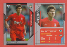 Liverpool Xabi Alonso Spain